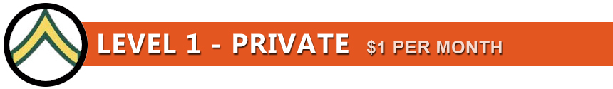 Level 1 PRIVATE Banner