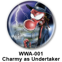 BUTTON 00005 - Charmy as the Undertaker PREVIEW - WEB