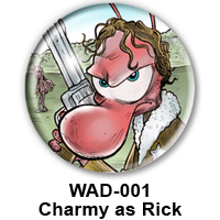 BUTTON 00010 -Charmy as Rick Grimes - PREVIEW - WEB