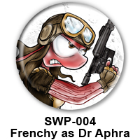 BUTTON 00010 Frenchy as Dr Aphra PREVIEW - WEB