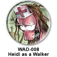 BUTTON 00024 - Nurse Heidi as Zombie PREVIEW - WEB