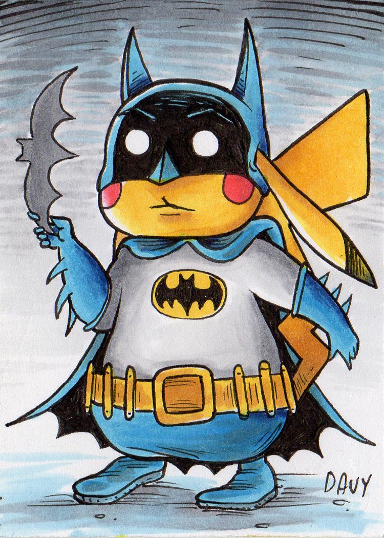 Bat Pikachu