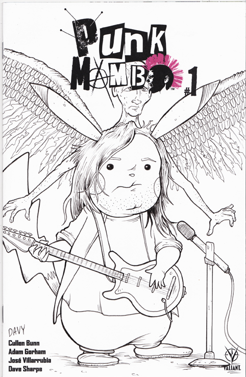 INKtober DAY 21 - Pikachu as Kurt Cobain