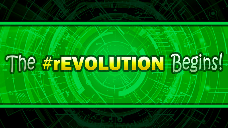 What is the new cartooning hashtag #rEVOLUTION all about? Read the blog and join the new movement!