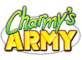 Charmy's Army – The Comic Strip
